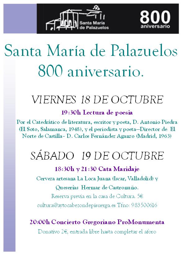 AniversarioPalazuelos18-19octubre