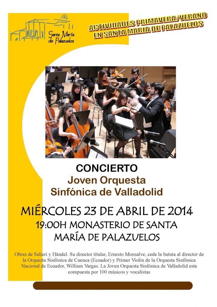 JovenOrquestaSinfonicaMonasterioPalazuelos