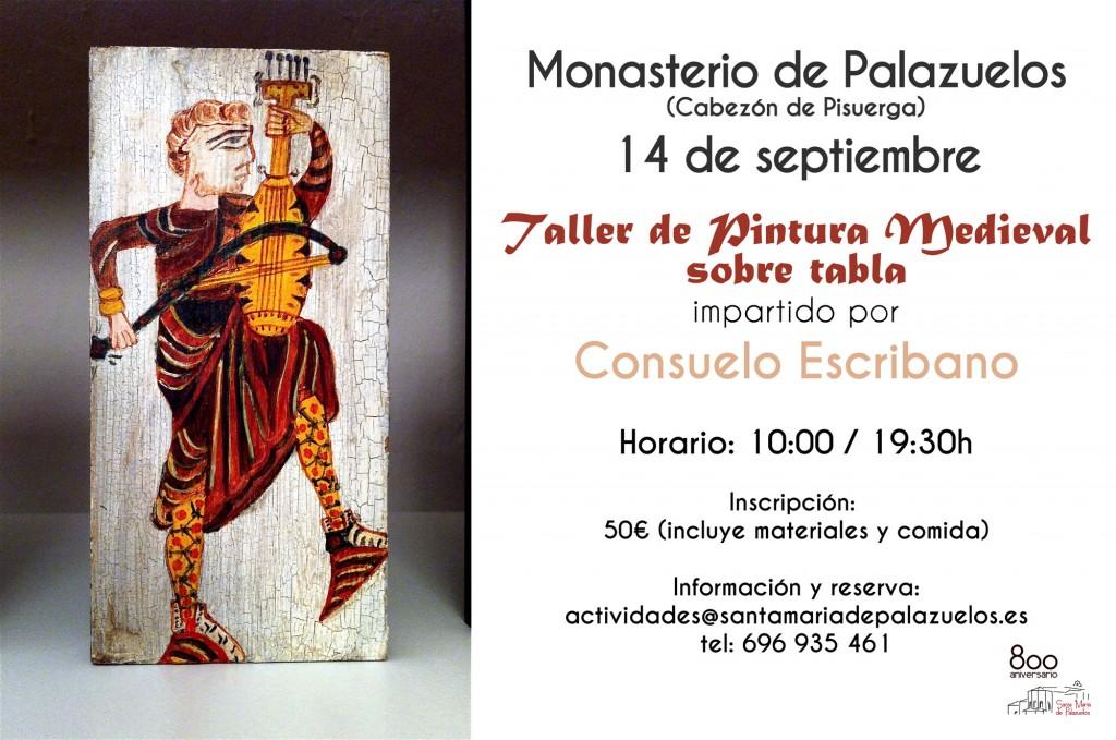 Tarjeta Pintura Medieval