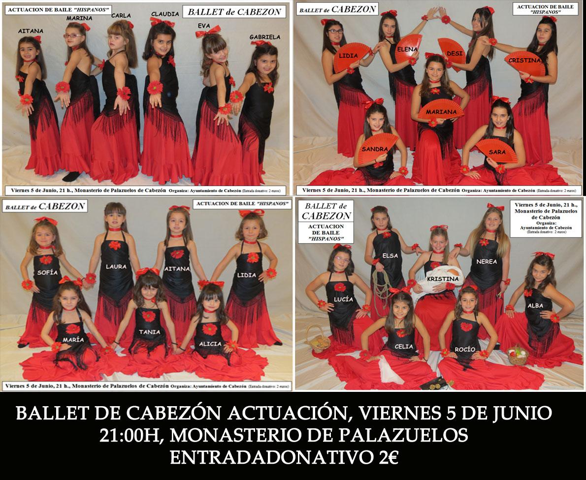 BalletCabezonActuacion