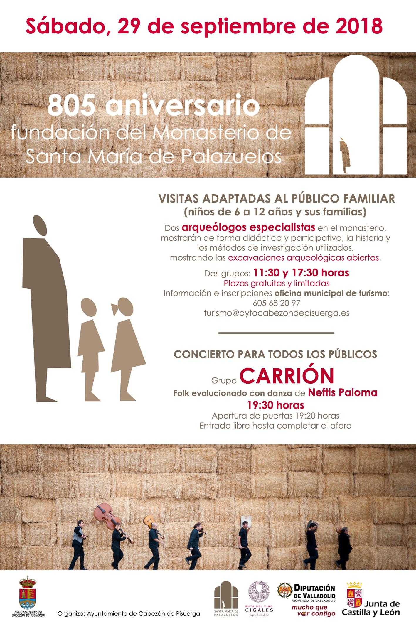 805 aniversario Palazuelos