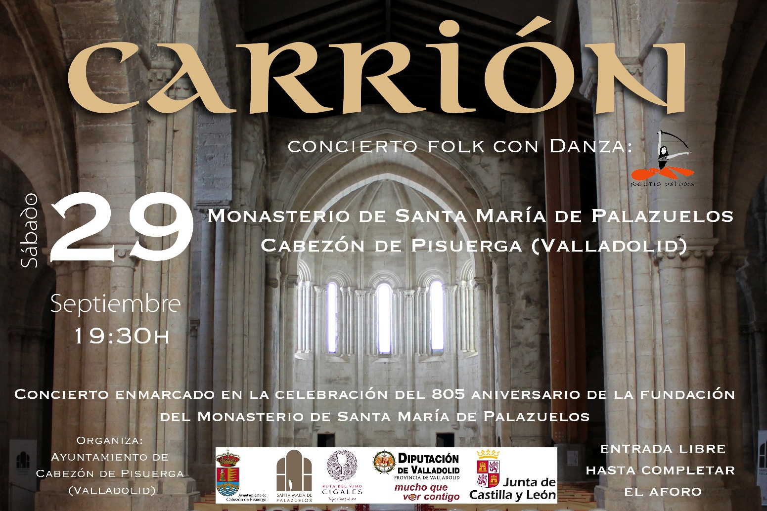 Cartel Carrión folk web