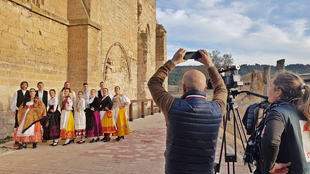 Grupo de Coros y Danzas Castiella